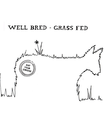 Well Bred - Grass Fed